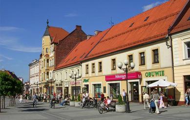 Rynek miasta Mikołów