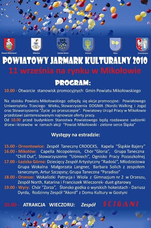Powiatowy Jarmark Kulturalny