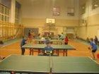 Półmetek II Mistrzostw Sołectw w Tenisie Stołowym