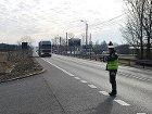 Szkolenie policjantów z drogówki