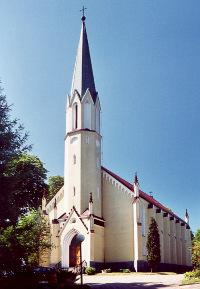 Parafia ewangelicka - Kościół św. Jana