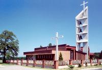 Parafia Śmiłowice - Kościół pw. Matki Bożej Częstochowskiej