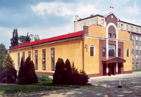 Parafia Mikołów - Kościół pw. Najświętszej Maryi Panny Matki Zbawiciela