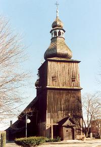 Parafia Borowa Wieś - Kościół pw. św. Mikołaja