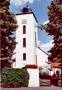Parafia Bujaków - Kościół pw. św. Mikołaja