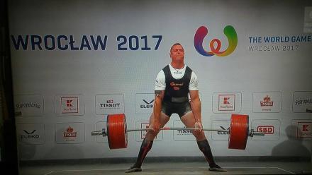 Mikołowianin ustanowił rekord świata!