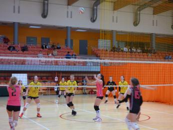 VI Turniej o Puchar Burmistrza Miasta Mikołowa w Piłce Siatkowej Dziewcząt za nami