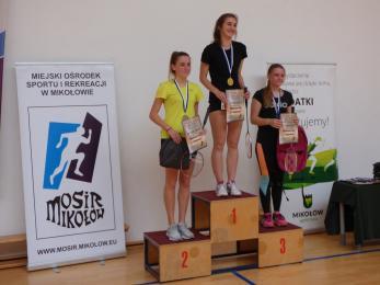 X Mikołowska Jesień z Badmintonem - wyniki