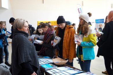 Targi Edukacyjne w Mikołowie