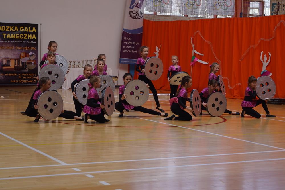 Blisko 600 tancerzy w VI Wojewódzkiej Gali Tanecznej