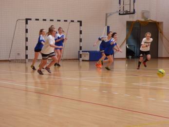 Halowy Turniej w Piłce Nożnej o Puchar Dyrektora MOSiR
