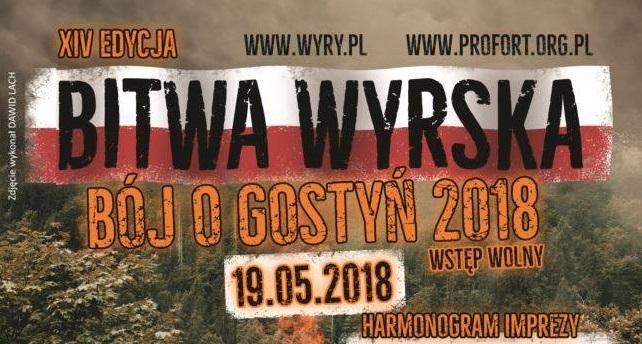 Bitwa Wyrska - Bój o Gostyń 2018