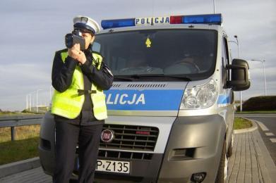 """Policyjne działania """"Prędkość"""""""