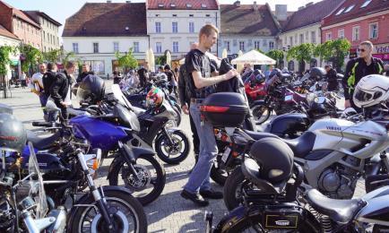 Motocykliści rozpoczęli sezon [ZDJĘCIA]