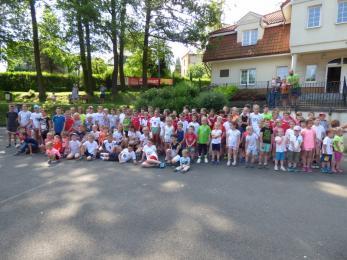 Dziecięce biegi przełajowe 2018