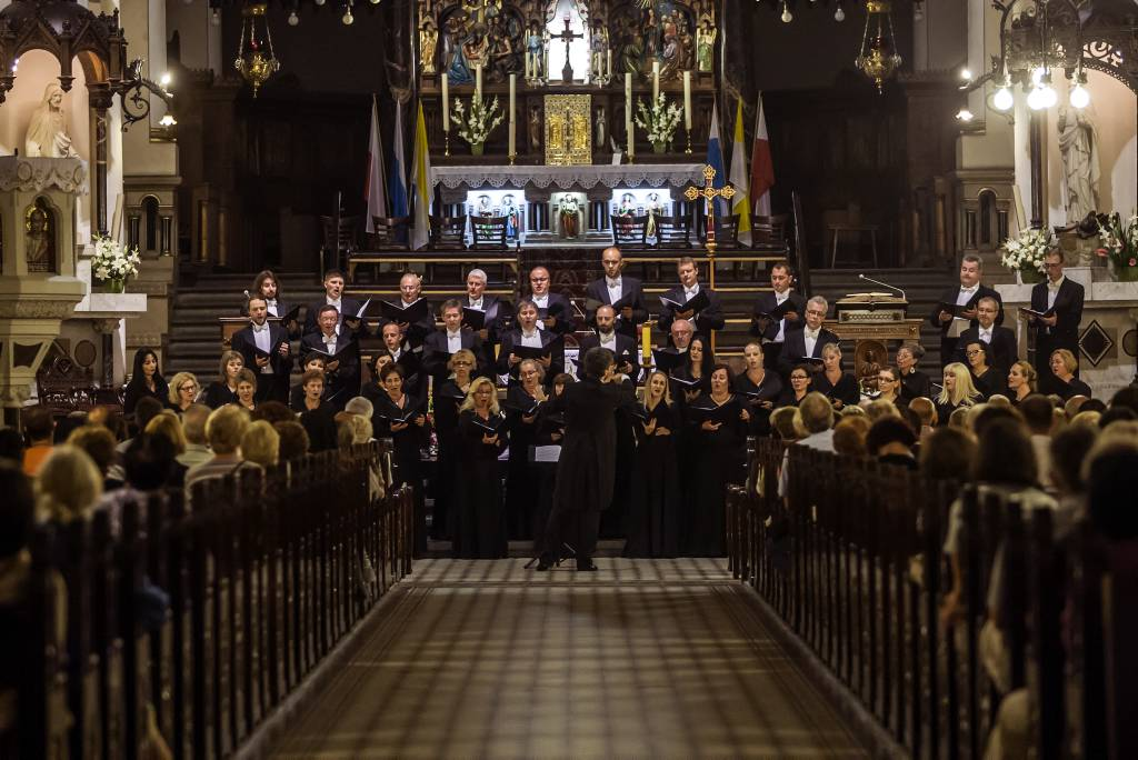 Koncert z okazji koronacji obrazu Matki Boskiej Mikołowskiej