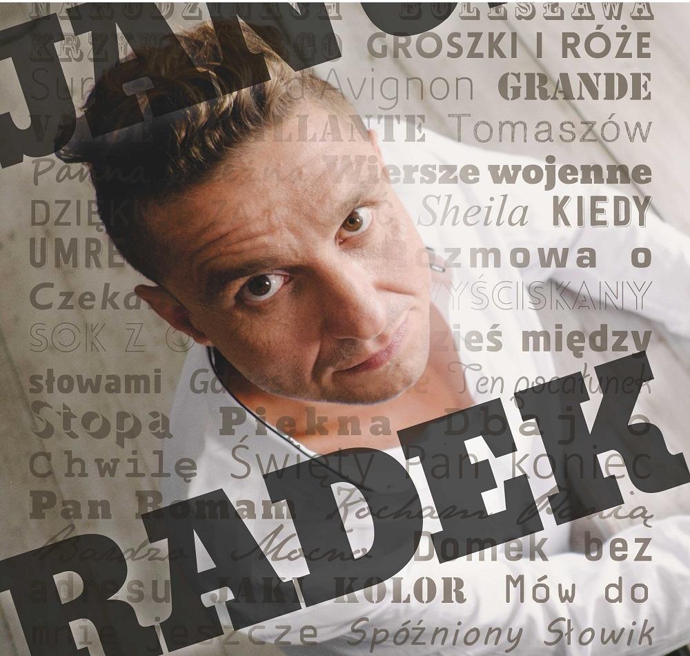 Janusz Radek z zespołem