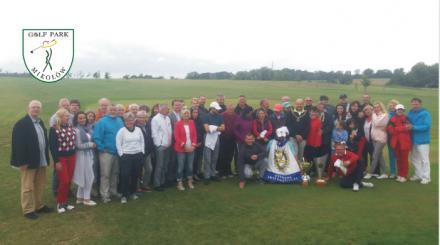 Pierwszy Turniej Międzynarodowy o Puchar Prezydentów Rotary