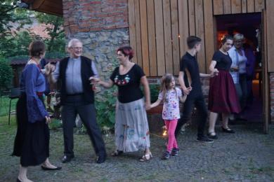 [FOTO] Bujakowscy parafianie i Noc Świętojańska