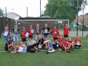 Turniej dzikich drużyn szkół podstawowych 2018 za nami