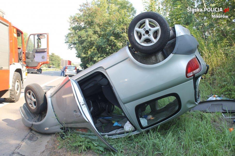 Apelujemy o ostrożność na drogach