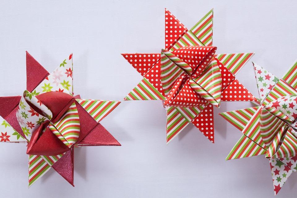 Wakacje w Bibliotece - Bajkowe origami