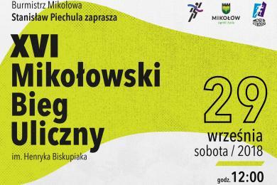 Mikołowski Bieg Uliczny - listy startowe