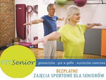 Zajęcia Fit Senior