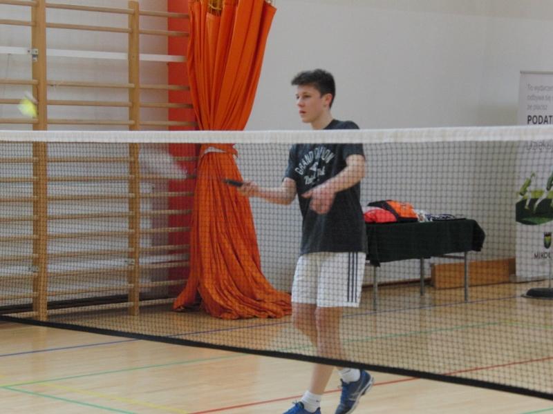 XI Mikołowska Jesień z Badmintonem