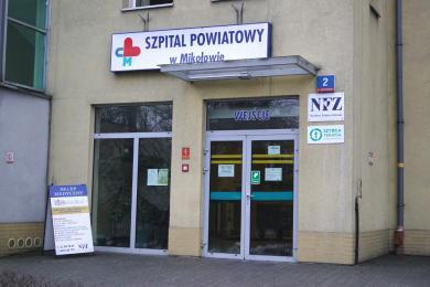 Wciąż wolne wakaty w Szpitalu Powiatowym