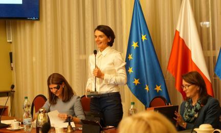 [FOTO] Katarzyna Syryjczyk-Słomska przewodniczy Radzie Miasta