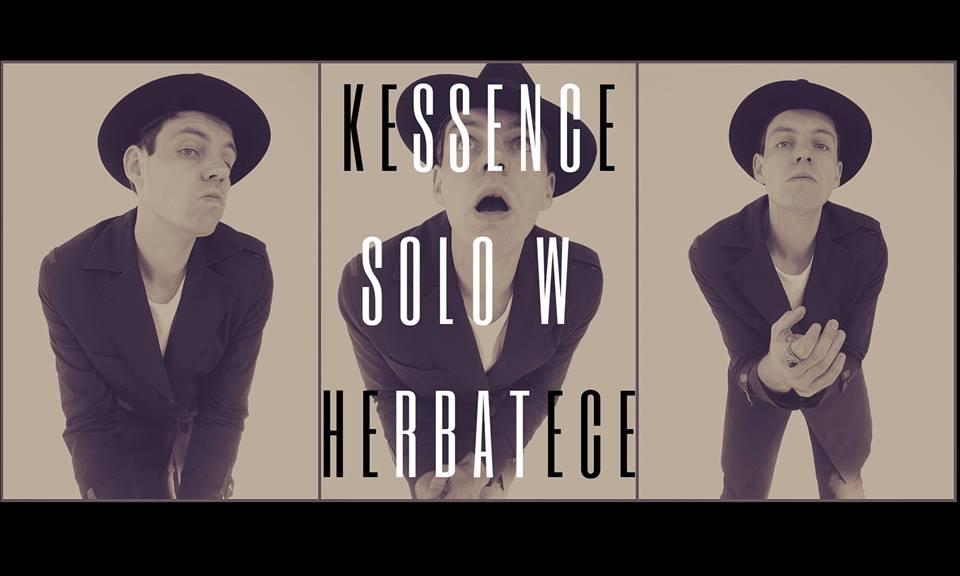 K-essence - Koncert solo w Herbatece