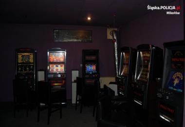Zlikwidowano nielegalny salon gier