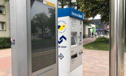 W Mikołowie potrzebny jest automat ŚKUP?