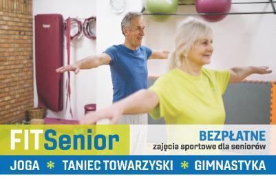 Joga dla Seniorów - zapraszamy na nowe zajęcia!
