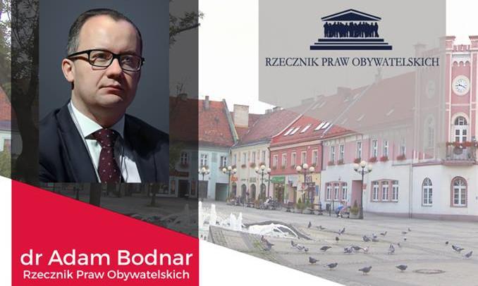 Rzecznik Praw Obywatelskich przyjedzie do Mikołowa
