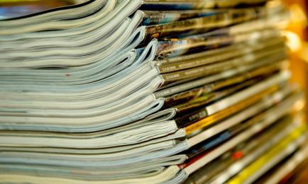 Biblioteka Mikołów: Zbiórka starych czasopism dla potrzebujących