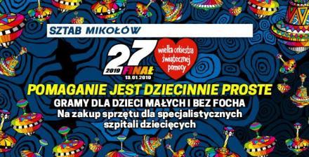 27. Finał WOŚP: Wiemy, ile zebrano w Mikołowie i powiecie!