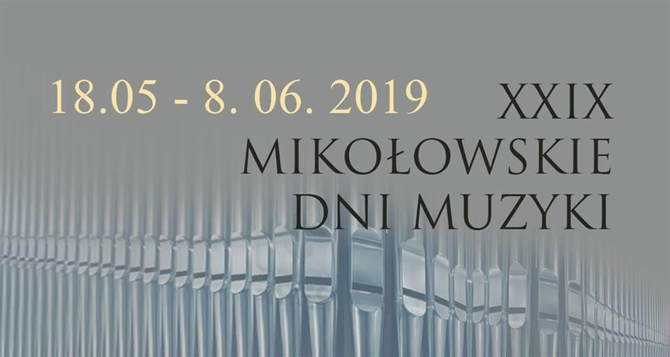 Mikołowskie Dni Muzyki 2019: Znamy datę i program festiwalu