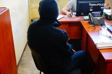 36 - letni mieszkaniec Mikołowa zatrzymany z narkotykami