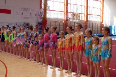 Ogólnopolski turniej w akrobatyce i skokach