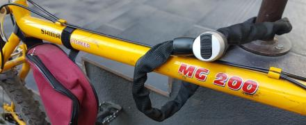 Jak zapobiec kradzieży roweru? Policjanci z radzą