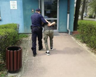 Przyłapani podczas kontroli drogowej z kradzionymi przedmiotami