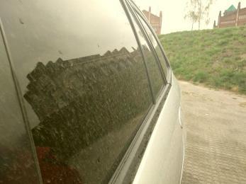 Pył z Sahary znów pojawi się nad Polską - apogeum brudnych deszczy ma nastąpić w piątek
