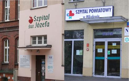 Mikołów: Braki kadrowe w obu szpitalach. Zapotrzebowanie na lekarzy i personel medycznych
