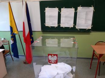 Wybory do Parlamentu Europejskiego 2019 - mieszkańcy ruszyli do urn!