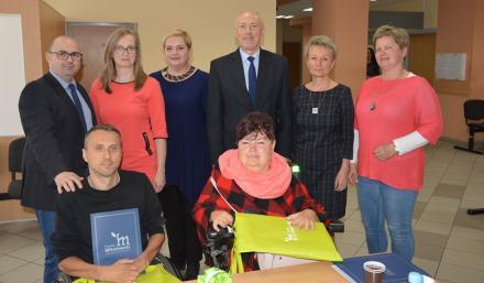 Mikołów: Powstała Powiatowa Społeczna Rada ds. Osób Niepełnosprawnych