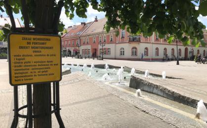 Mikołów: Czy kąpiel w fontannach jest bezpieczna? Odpowiadamy!