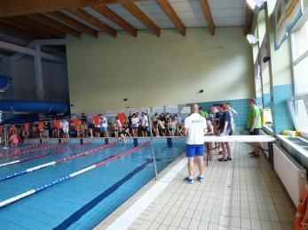 """XI Zawody pływackie z okazji """"Dnia Dziecka"""" - podsumowanie"""