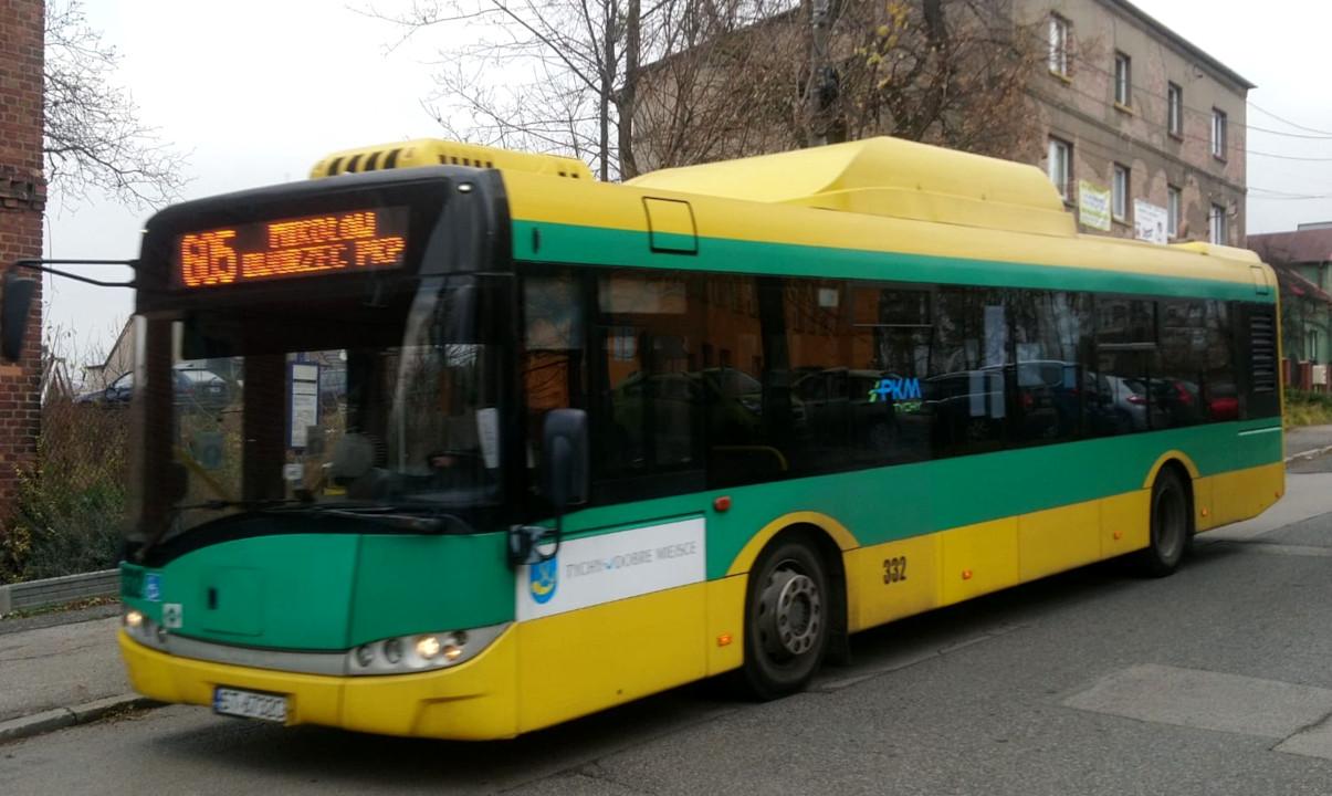 Mikołów: Od 20 czerwca zmiana kursowania autobusu 505